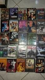 CDs e DVDs.