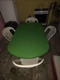 Messa e cadeira