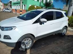 Ecosport 17/17 ,manual cor branca ,55 mil rodados 55.300 preço da tabela
