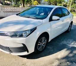 Título do anúncio: Corolla 2018 U.Dono Gli com GNV 5 geração