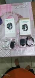Vendo relógio smartwatch