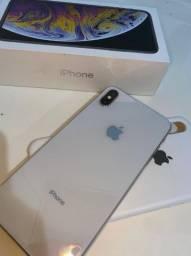 IPhone XS Max 256gb Branco/Prata