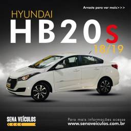 Hyundai HB20S 1.6 Comfort  2019