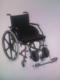 Cadeira De Rodas Flex Com Pneus Infláveis - Prolife Seminova