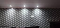 Forro pvc branco instalado a partir de 55,00 m2 com 5 anos garantia *