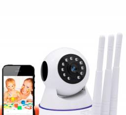 Camera ip wifi visão noturna - promoção!!!
