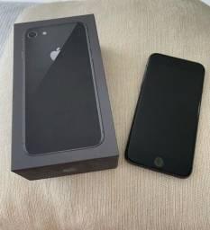 iPhone 8, cinza espacial, 64GB