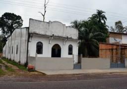 Igreja  em Vigia com casa pastoral para Cultos.