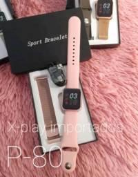 Relógio smartwatch P80