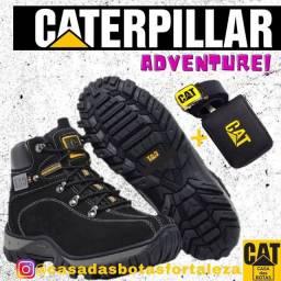 Título do anúncio: Bota cat Caterpillar original entrega grátis