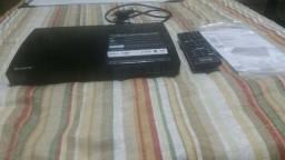Blu-ray Original Sony BDP-S190 Full HD com conexão à internet