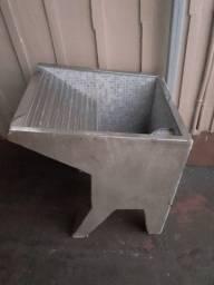 Tanque de concreto