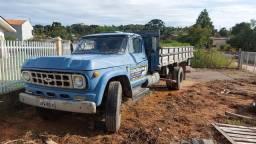 Caminhão chevrolet 1313 turbinado