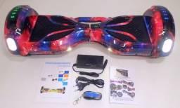 Título do anúncio: Skate Elétrico Hoverboard Barato Bluetooth Bateria Original