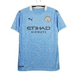 Camisa Manchester City 2020 - Pronta Entrega Envio Imediato