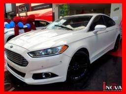 Ford Fusion Titanium 2.0 Gtdi Awd 2013 Aut. C/ Teto Imperdível Financia 100%