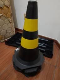 Título do anúncio: 6 cones, nunca usados