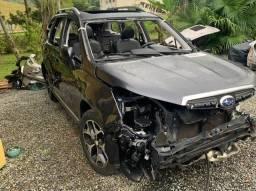 Sucata Subaru Forester 2016 2.0 16v Turbo Retirada De Peças