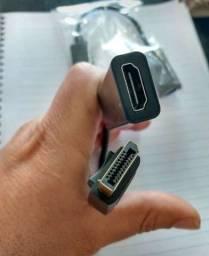 Título do anúncio: Adaptador Display Port para HDMI