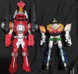Vendo 2 Brinquedos Originais Bandai