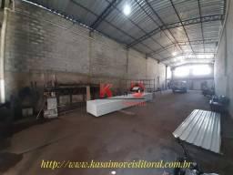 Título do anúncio: Galpão à venda, 325 m² por R$ 850.000,00 - Vila Matias - Santos/SP
