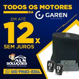 Motor para Portão em 12x SEM JUROS