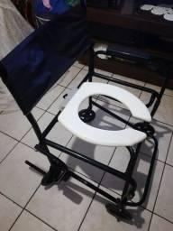 Cadeira de banho para Idoso