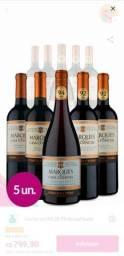 Título do anúncio: Vinho Marques de Casa Concha Pontuados Pinot, Cabernet, Malbec, Carmenere e Merlot