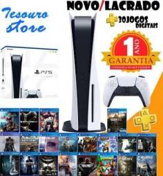Playstation 5 Lacrado + Cyberpunk 2077 Pronta Entrega com Nota Fiscal Garantia