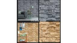 Aproveite esse momento para decorar sua casa com Papel de parede Autocolante