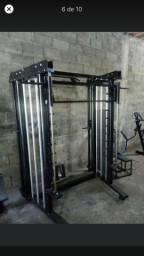 Máquinas para sua academia e Studio