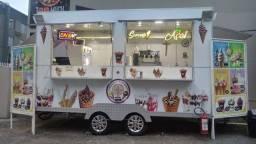Vende-se Food Trailer, Sorvete Expresso e Açaí.