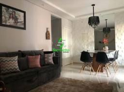 Apartamento para Venda em Limeira, Vila São Luiz, 3 dormitórios, 1 suíte, 1 banheiro, 2 va