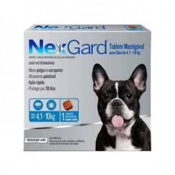 Nexgard 4 a 10 kg