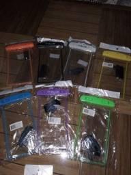 Acessórios para celular, e fone via Bluetooth