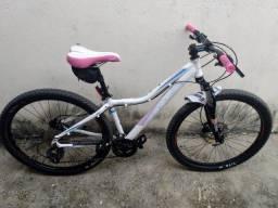 Bicicleta Groove feminina aro 27,5 quadro 15