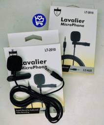 Microfone de Lapela (Entrega grátis)