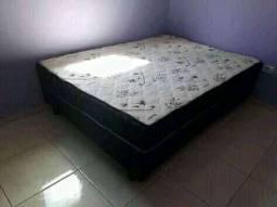 Imperdível é nova direto da fábrica : cama nova casal luxo confortável sim