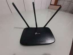 Roteador Wi-Fi,  3 antenas,  TP-link