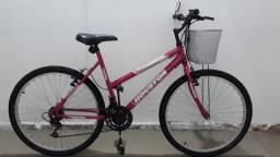 Bicicleta Houston Foxer Maori Aro 26 Feminina