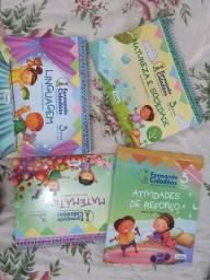 Livros Formando Cidadãos 3 anos
