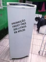 GELADEIRA CÔNSUL FROST FREE 300 LT