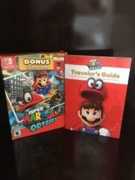Super Mario Odyssey - Colecionador