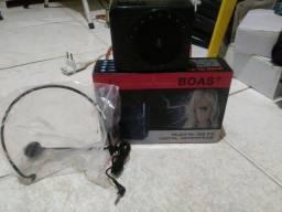 Digital microphone Boas