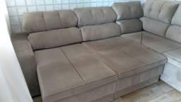 Título do anúncio: Sofa semi novo poucos meses de uso