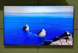 "Smart tv QLED 4K 55"" Samsung KS7000U Ultrafina"