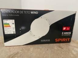 Título do anúncio: Ventilador de teto wind - spirit