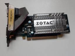 Placa de Video Zotac 7200GS 64Bit