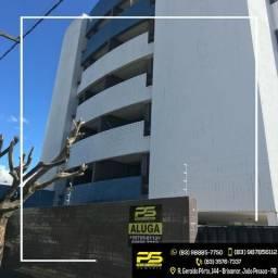 (Com condominio ) Alugo Apartamento Belissimo 3 quartos com elevador no Bessa