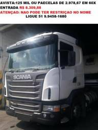 Scania - 380 - 6X2 - ANO/2010 - 2010